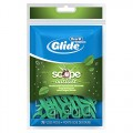 Зубная нить Oral-B Complete Glide Dental Floss Picks Plus Scope Outlast Long Lasting Mint