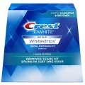 CREST 3D WHITE WHITESTRIPS 1-HOUR EXPRESS TEETH WHITENING KIT КУРС 4 ДНЯ