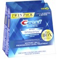 CREST 3D WHITE LUXE PROFESSIONAL EFFECTS WHITESTRIPS ДВОЙНАЯ УПАКОВКА