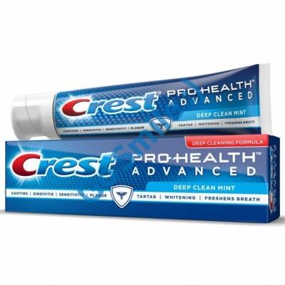 CREST PRO-HEALTH ADVANCED DEEP CLEAN MINT