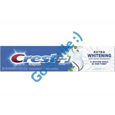 Зубная паста Crest Complete Extra Whitening