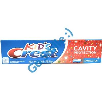 Crest Kid's Cavity Protection  Sparkle Fun