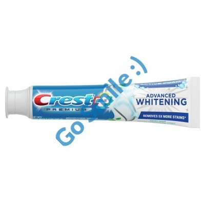 Зубная паста Crest Premium Plus Advanced Whitening