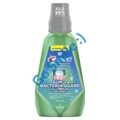 Crest Pro-Health Gum and Bacteria Guard