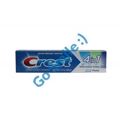 Crest 4 In 1 Fluoride Anticavity Toothpaste