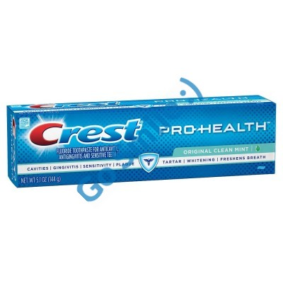 Crest Pro-Health Whitening Original clean mint