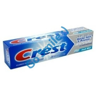 Crest Baking Soda Peroxide Whitening with Tartar Protection Fresh Mint