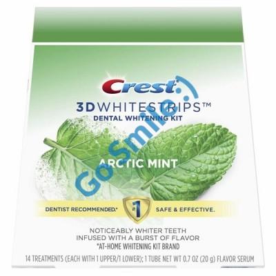 Crest 3D Whitestrips Arctic Mint