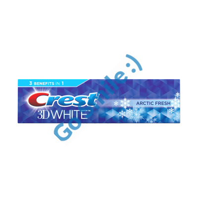 Crest 3D White Arctic Fresh Icy Cool Mint